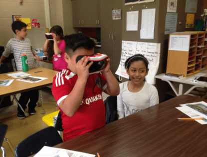 Google for Education: How 3 teachers use Expeditions to enhance their students' natural curiosity